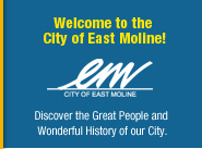 Welcome to the City of East Moline, Illinois