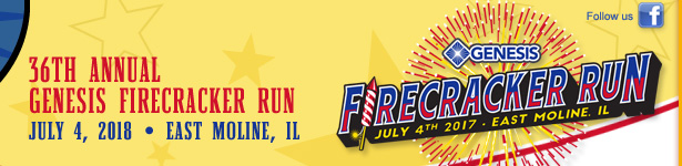 Genesis Firecracker Run No30