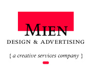 Mien Design & Advertising - a creative services company